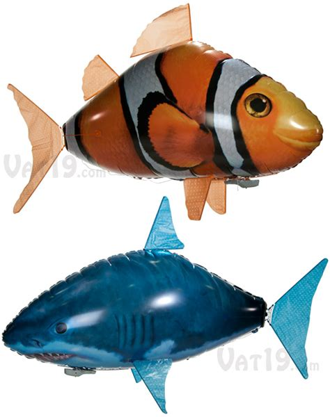Flying Fish Air Swimmer Clownfish Nemo document moved