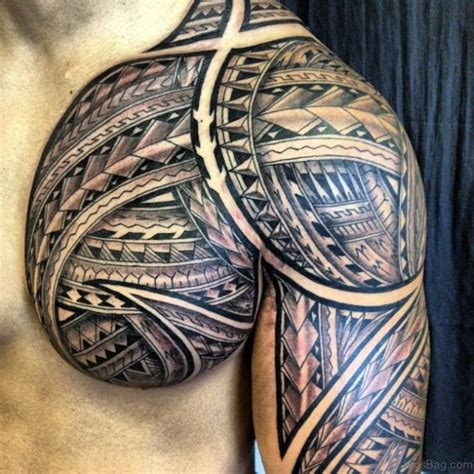 elegant tribal tattoos 55 tribal tattoos for chest