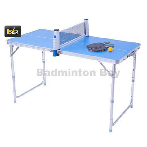 small ping pong table abroz mini table tennis ping pong table for and