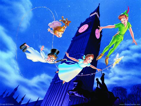 wallpaper disney animation animated movies anime wallpapers peter pan wallpapers