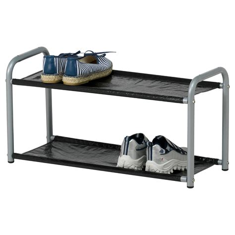 ikea rack lustifik hat shoe rack silver colour black 60 cm ikea