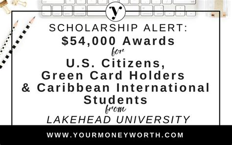 Grant Mba Ny International Student by Scholarship Alert 54 000 Awards For U S Citizens Green