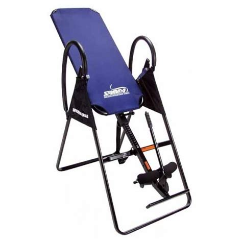 stamina products inversion table stamina deluxe inversion table
