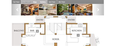 vacation rental house plans 2d floor plans for vacation rental properties online