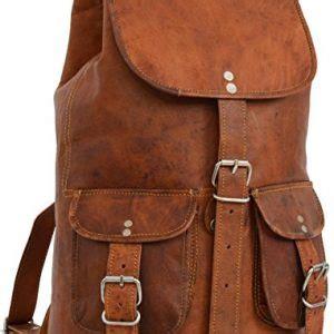mochila de cuero para hombre mochilas de cuero baratas para hombre y mujer 161 desde 19