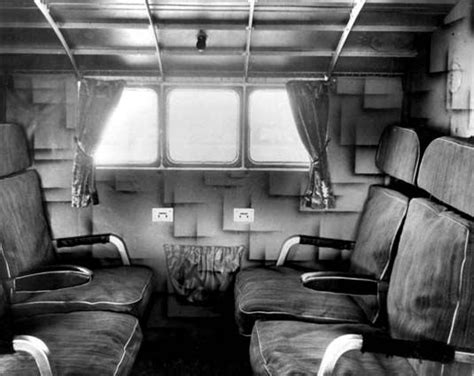 Flying Boat Interior by Pan Am Flying Boat And State Of The On