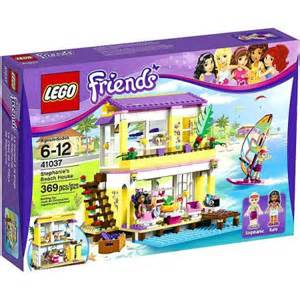 Princess Castle Bedroom Set Lego Friends Stephanie S Beach House Play Set Walmart Com