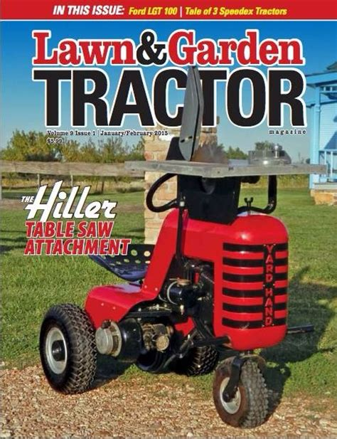 Lawn And Garden Tractor Magazine by Vintage Lawn Tractor Shows 2015 Autos Post