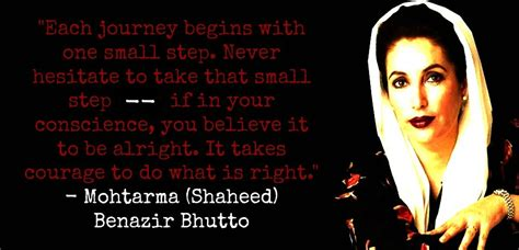 pakistani new year saying benazir bhutto quotes quotesgram