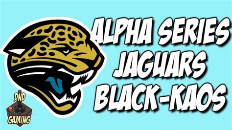 Kaos Premium Me Black nfl playoffs madden 25 alpha series jags dnd gaming
