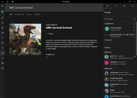 How To Find Where Live How To Find And Follow Pc In The Xbox App For Windows 10 Windows Central