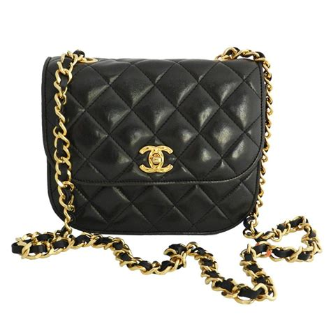 Chanel Forever Classic Purse by Chanel Classic Vintage Cross Bag Purse At 1stdibs