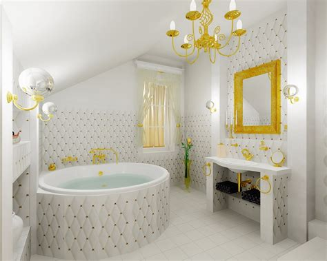 Bathroom Tiles Ideas For Small Bathrooms luxury gold bathroom bathroom by tom aquastyl cz on