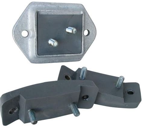 Transmission Mounting T Rino Ps115 cb rhino transmission mounts front and rear 49 72 type 1