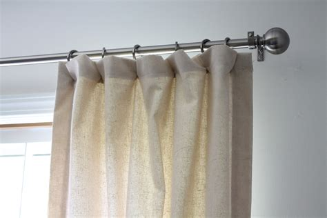 drapes made easy lined drapes tutorial julie blanner
