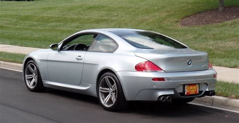 old car manuals online 2007 bmw m6 free book repair manuals 2007 bmw m6 2007 bmw for sale to purchase or buy classic cars muscle cars exotic cars