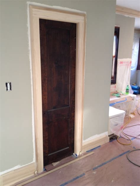 external pocket door exterior door and pocket door installed project four square