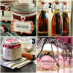 Homemade Food Christmas Gifts In A Jar - 16 homemade gift ideas in a jar
