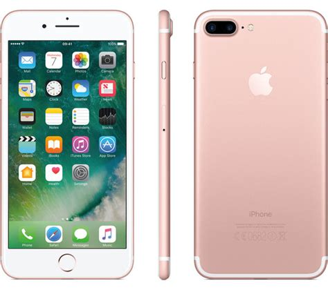 apple iphone   rose gold  gb deals pc world