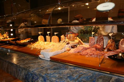 Best Buffet On The Strip The Buffet At Wynn Las Vegas The Buffet At The