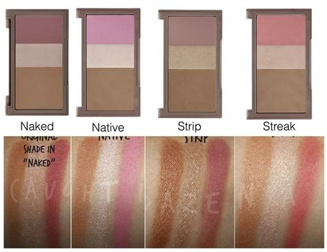 Decay Flushed In decay flushed palettes swatches makeup