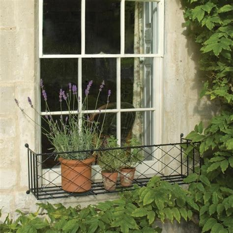 iron window box window boxes metal window box displays