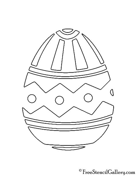 easter stencils printable home gt pumpkin carving easter egg 09 stencil free stencil gallery