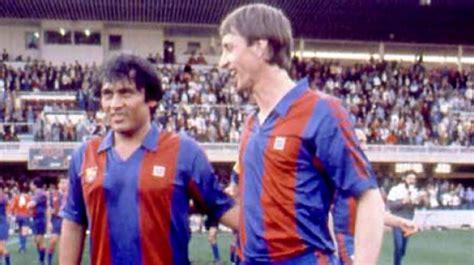 apuestas peru el cholo sotil johan cruyff sobre el cholo sotil quot inventan historias