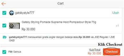 Jual Pomade Free Ongkir jual gatsby moving rubber gatsby styling pomade promo