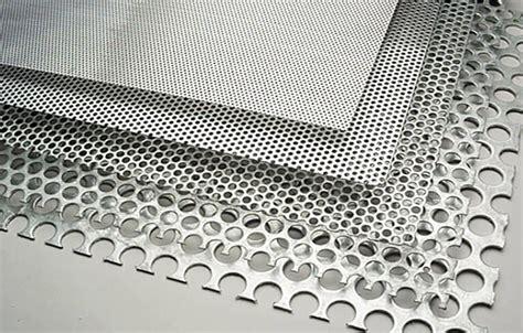 Aluminum Decorative Sheets Perforated Metal Sheets Perforated Metal Coils From
