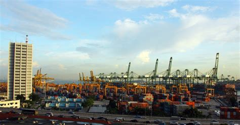 port of singapore port of singapore authority