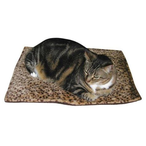 Cat Mat by Meow Town Thermal Cat Mat Beige Import It All