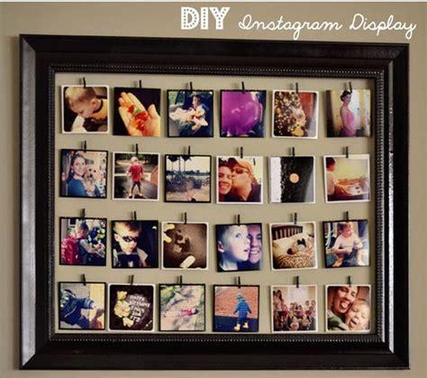 photo collage display serenity now diy instagram photo display ideas
