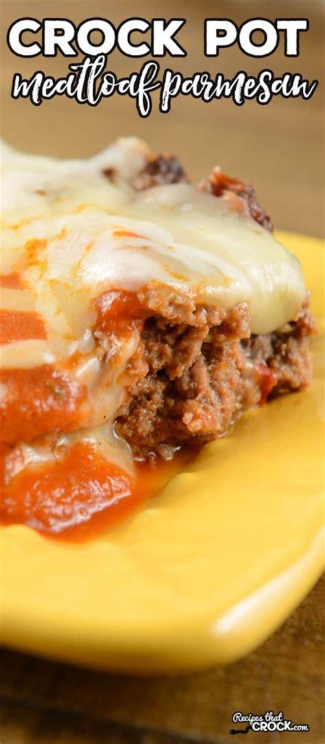 printable crockpot recipes crock pot meatloaf parmesan recipes that crock