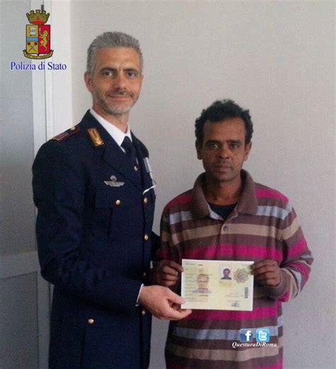 questura di roma permessi di soggiorno il cittadino bengalese 171 premiato 187 con il permesso di