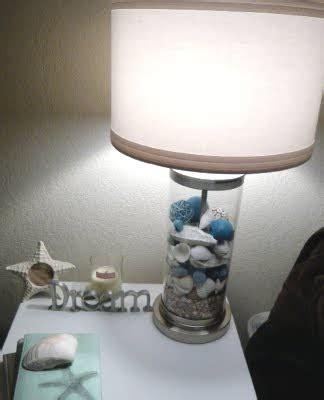 loving fillable glass table lamps coastal decor ideas