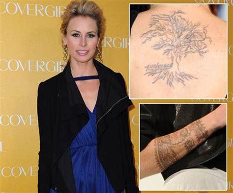 niki taylor tattoo removal niki tattoos tattooed