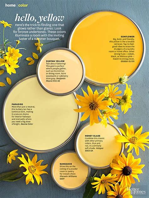 happy paint colors paint palettes honey glaze happy colors and color yellow