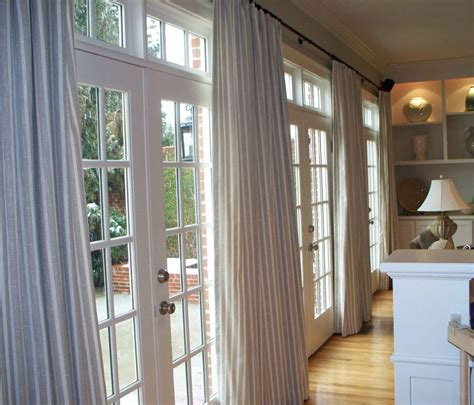 curtains for glass doors curtain inspiring curtains for sliding glass doors patio