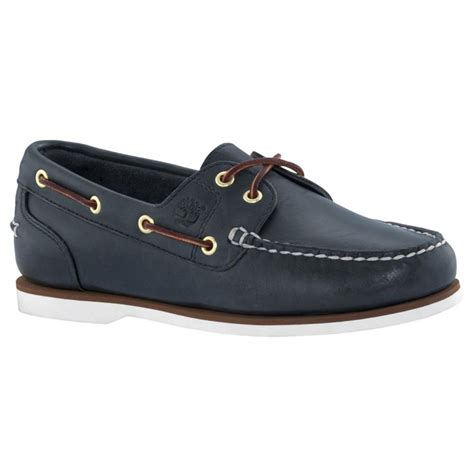timberland boat shoes ladies timberland amherst ladies classic 2 eye boat moccasin