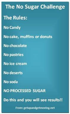 21 Day Sugar Detox Challenge by 1000 Images About Sugar Detox Giving Up Sugar On