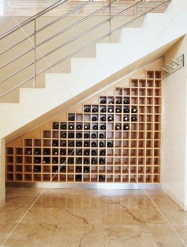 Bad Design Bilder 1459 by Stauraum F 252 R Weinflaschen Unter Einer Treppe Mit