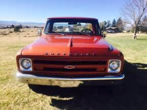 1968 Chevrolet Stepside 1968 Chevy C10 Stepside Truck For Sale Photos Technical