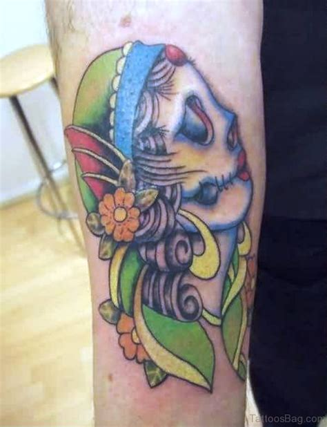 gypsy head tattoo designs 40 delightful tattoos on shoulder