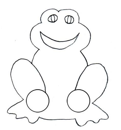 frog finger puppet template las ranas los sapos y los cocodrilos frogs toads and