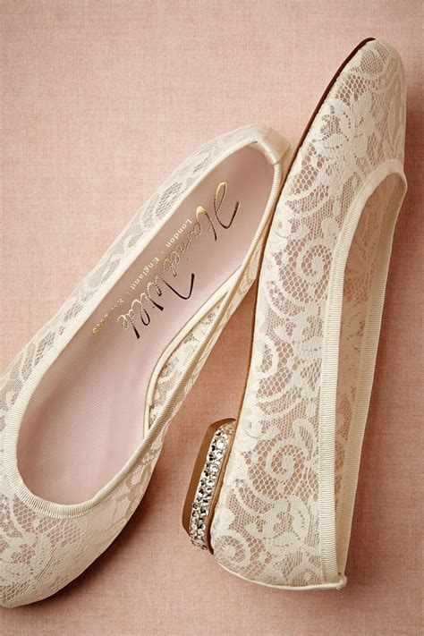 Bridal Flats by Stylish Wedding Bridal Flats And Shoes
