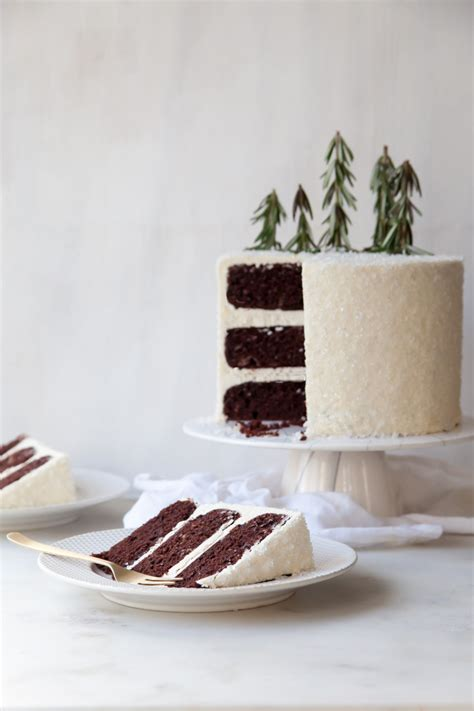 Chocolate Ption 1 In Winter by Winter Chocolate Peppermint Cake Style Sweet Ca