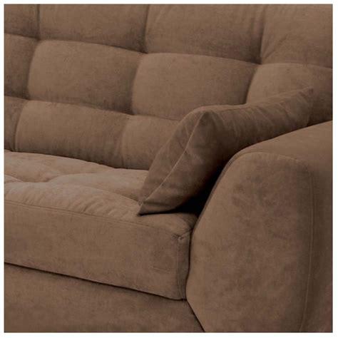 o sofa sof 225 3 lugares linoforte larissa em tecido suede sof 225 s