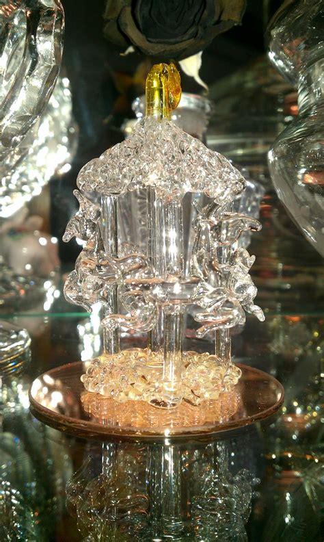hand blown glass carousel hand blown glass pinterest blown glass hand blown glass  hands