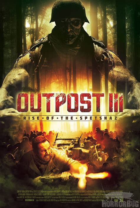 A Outpost News Official Trailer For Outpost Iii Rise Of The Spetsnaz Horrorbug